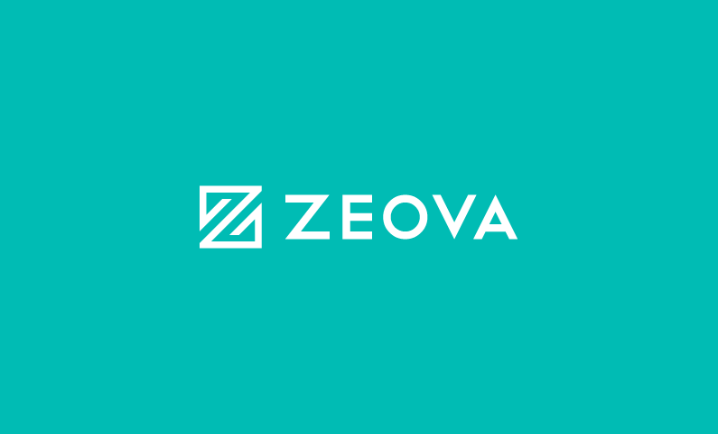 Zeova - Abstract brandable domain