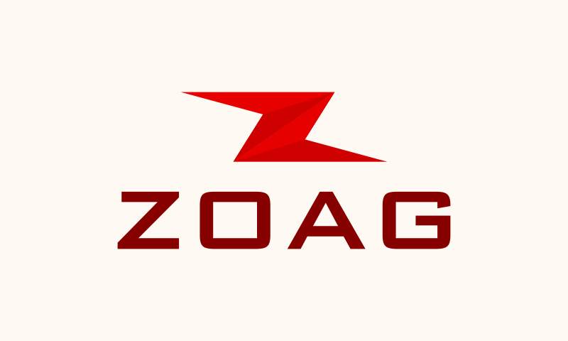 Zoag - Retail company name for sale