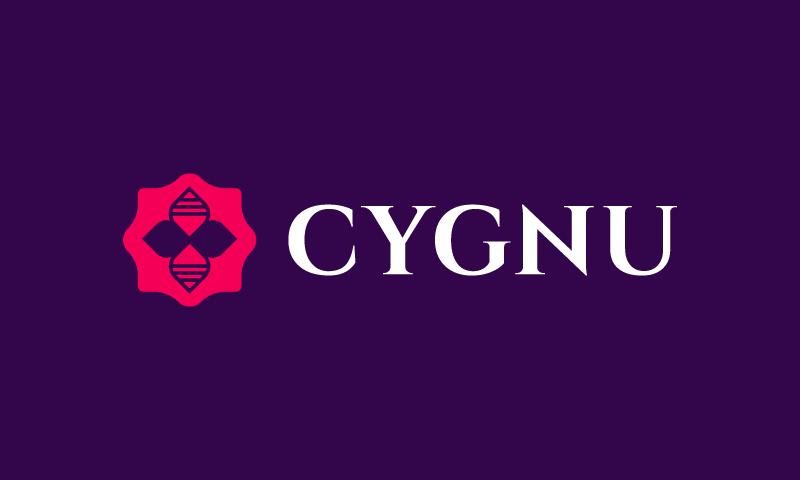 Cygnu - Retail brand name for sale