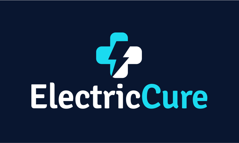Electriccure - Power company name for sale