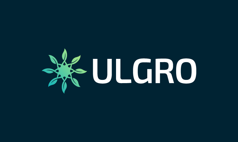 Ulgro - Technology brand name for sale