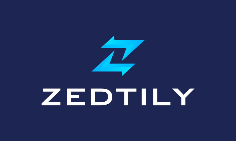 Zedtily - Technology startup name for sale
