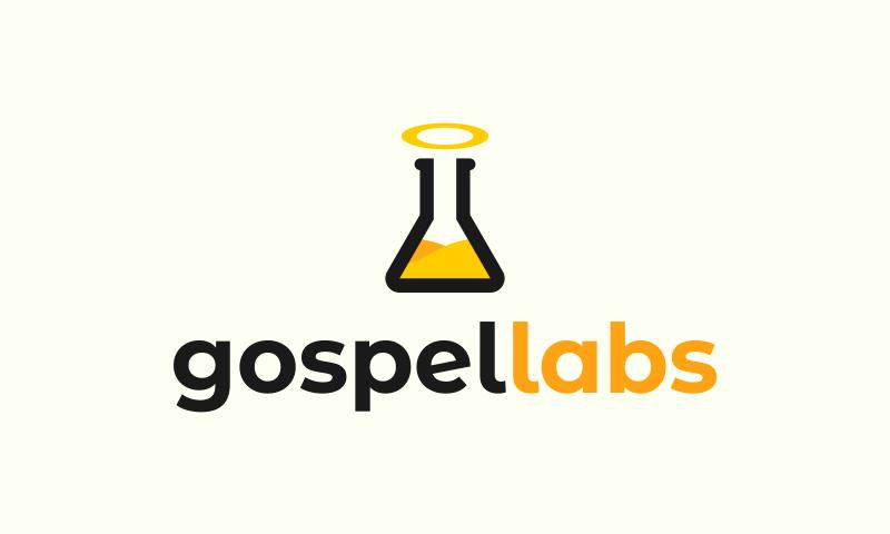 Gospellabs - Audio company name for sale