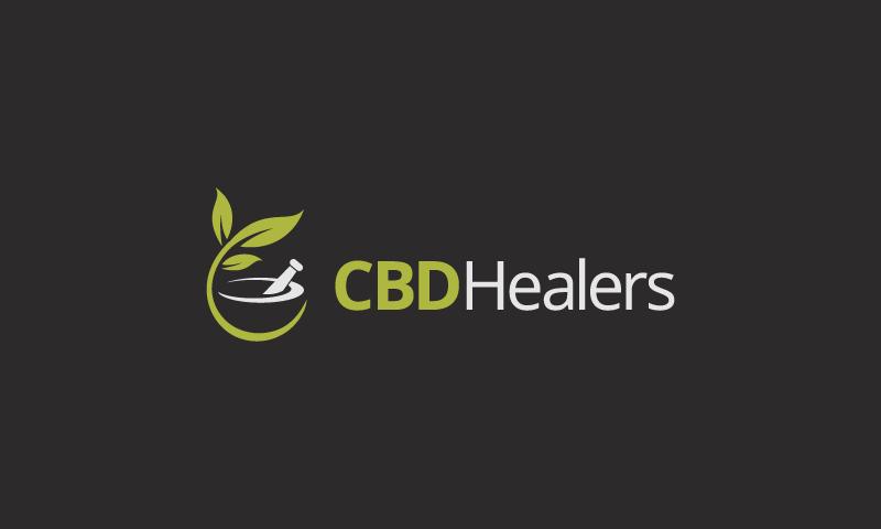 CBDHealers logo