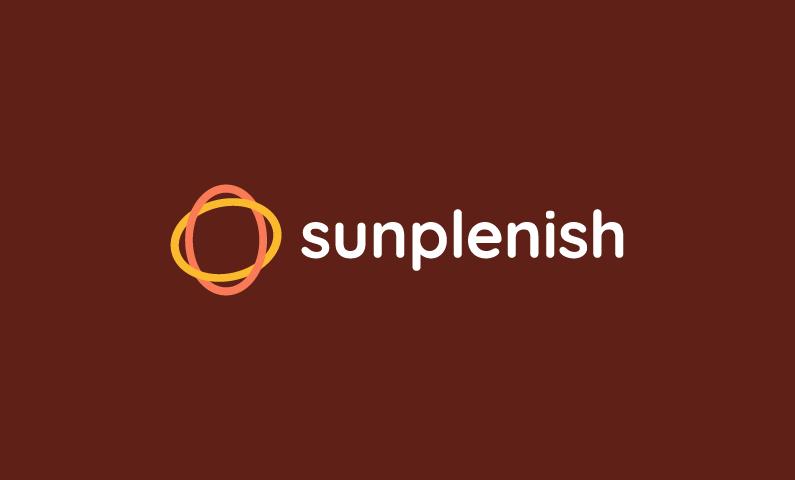 Sunplenish - Possible startup name for sale