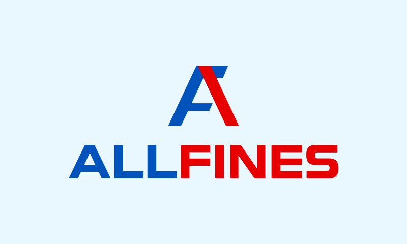 Allfines - Business startup name for sale