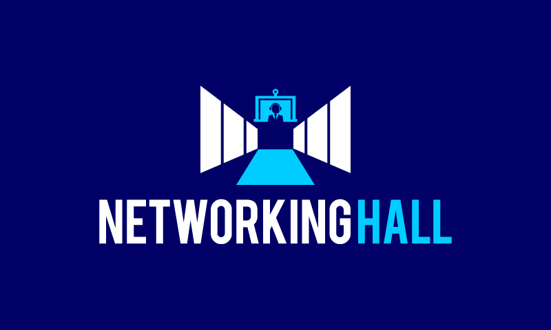 Networkinghall - Social networks domain name for sale