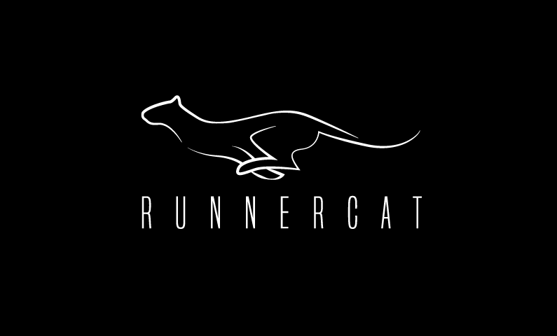 Runnercat - Design product name for sale