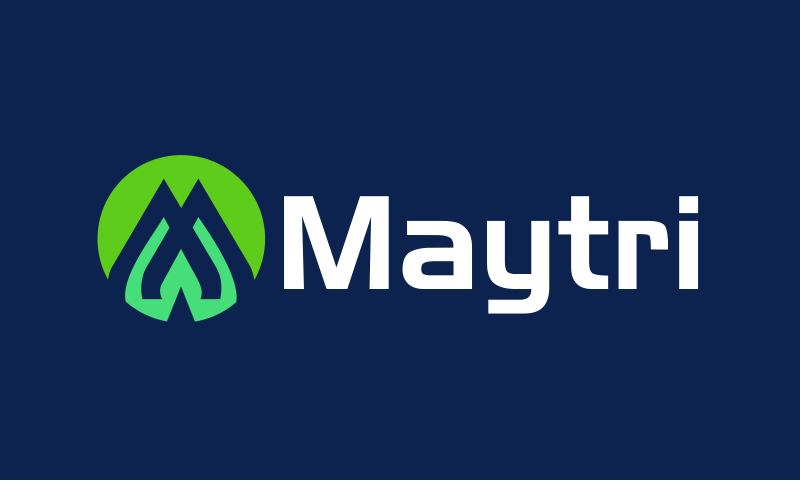 Maytri - Technology startup name for sale
