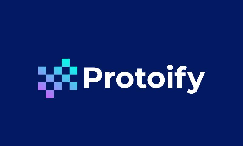 Protoify - Technology company name for sale