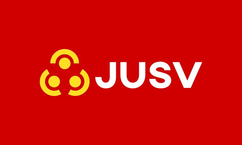 Jusv - Recruitment company name for sale