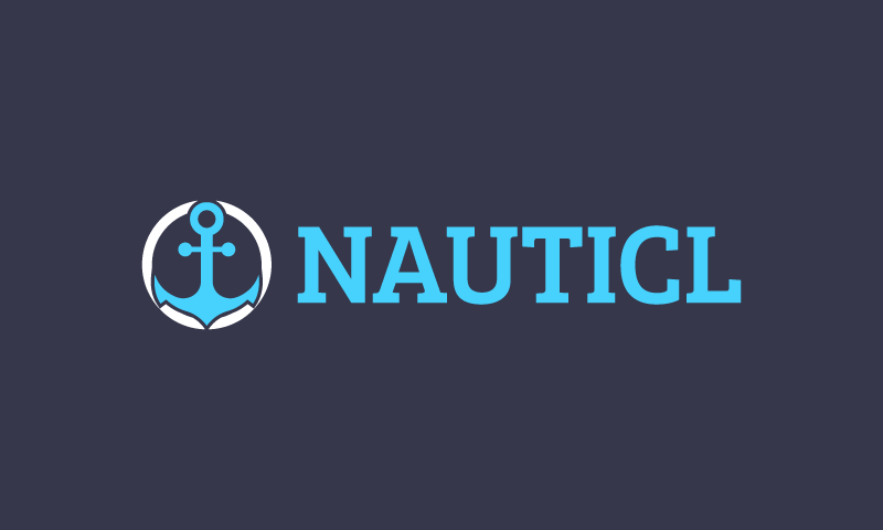 Nauticl - Transport company name for sale
