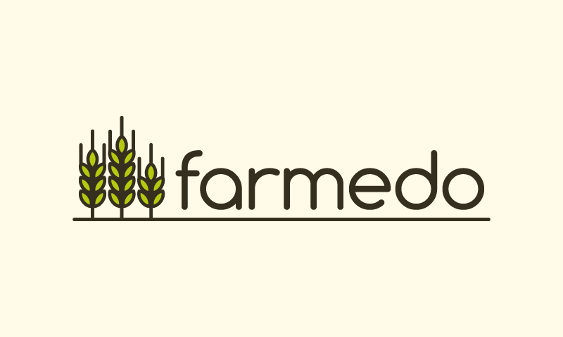 Farmedo - Farming brand name for sale