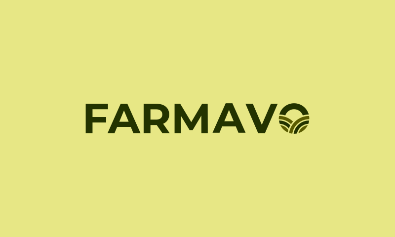 Farmavo - Farming domain name for sale