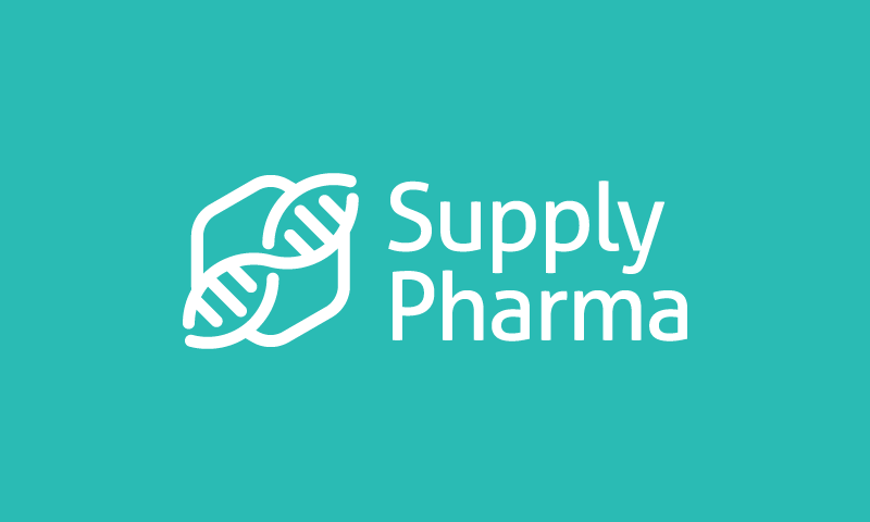 SupplyPharma logo