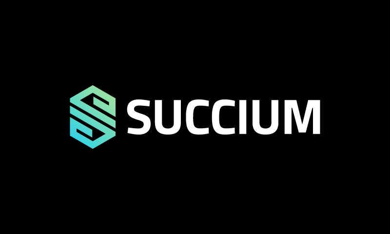 Succium - E-learning brand name for sale
