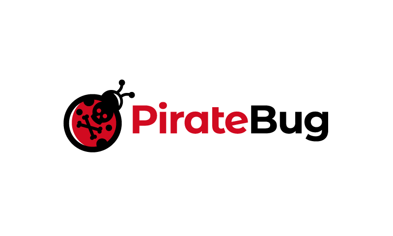 PirateBug logo