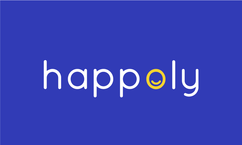 Happoly - Brandable brand name for sale