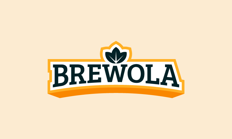 Brewola - Drinks brand name for sale