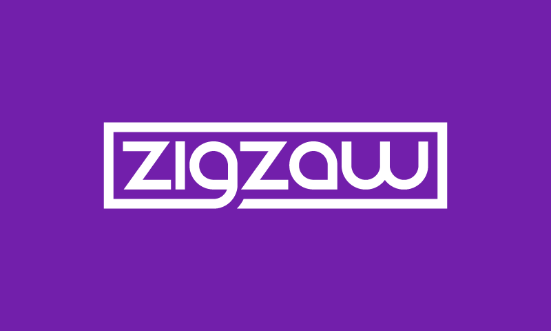 Zigzaw - Business brand name for sale