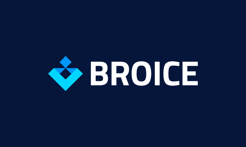 Broice - Consulting startup name for sale