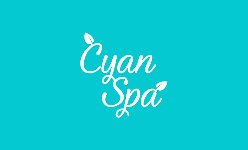 Cyanspa - Wellness company name for sale