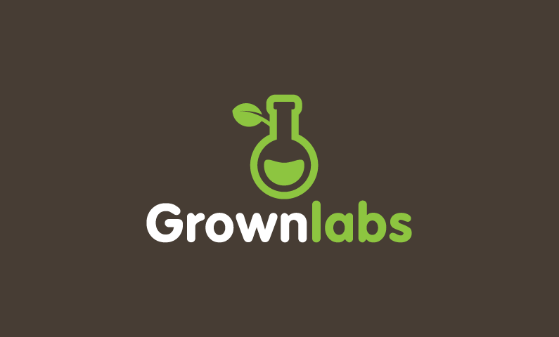 Grownlabs - Marketing startup name for sale