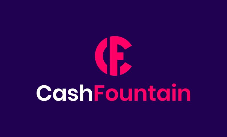 Cashfountain - Finance domain name for sale