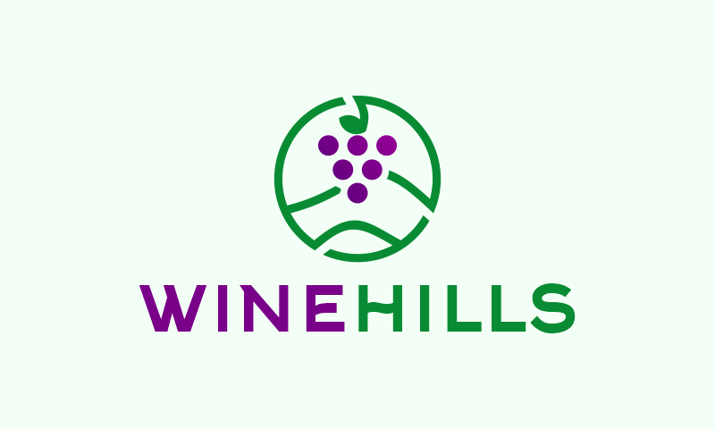Winehills - Alcohol brand name for sale