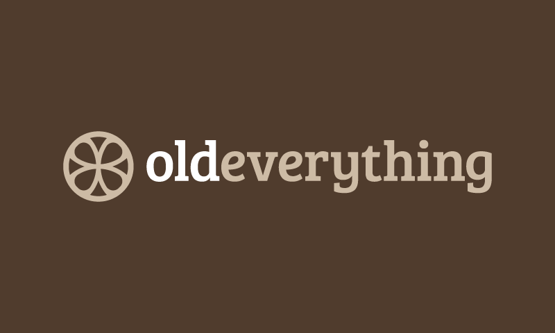 Oldeverything - Business brand name for sale