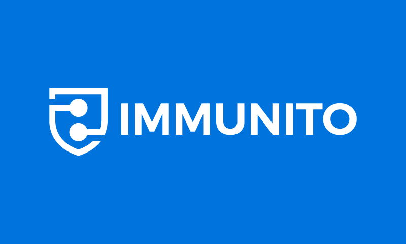 Immunito - Wellness startup name for sale