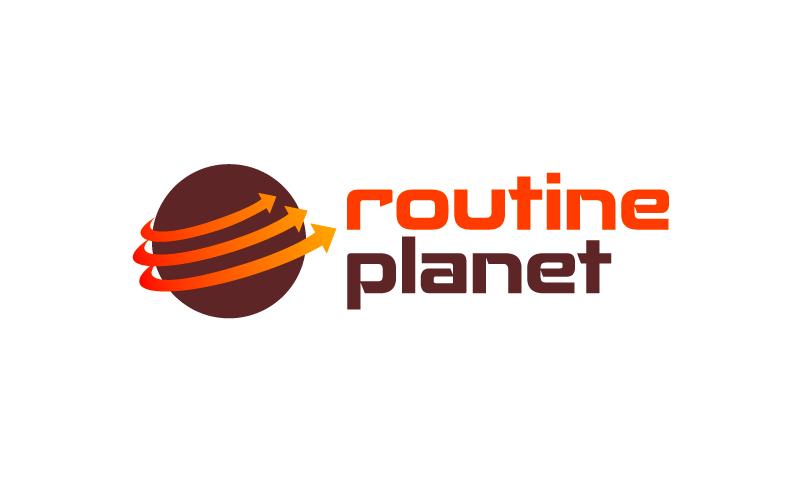 routineplanet logo