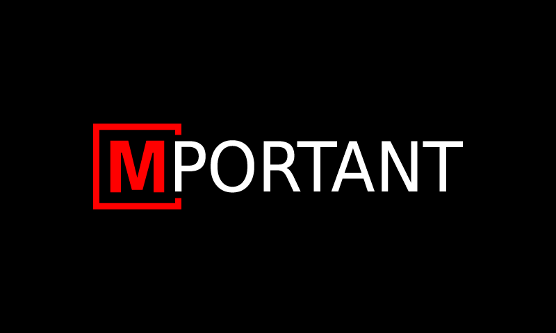 Mportant - Business startup name for sale