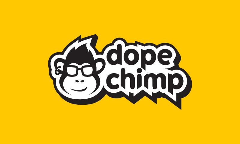 Dopechimp - Retail brand name for sale