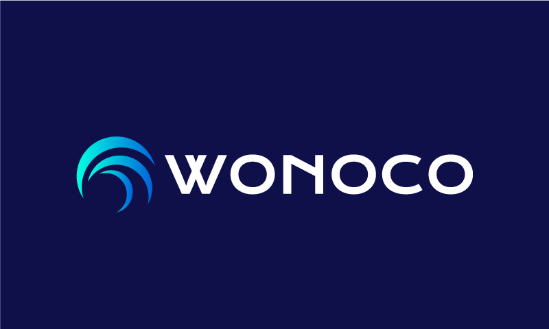 Wonoco - Technology startup name for sale