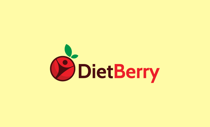Dietberry - Diet business name for sale