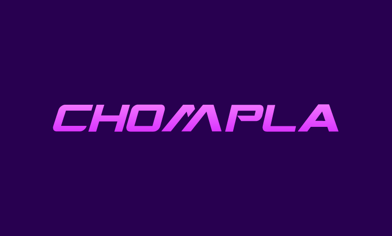 Chompla - Food and drink business name for sale