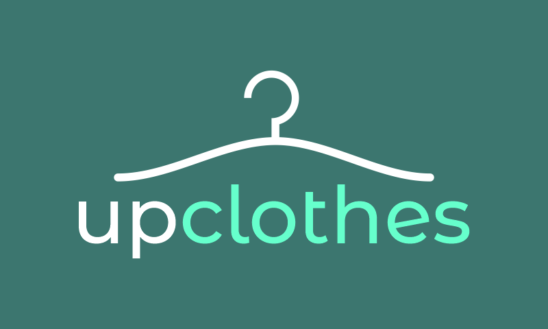 Upclothes - Clothing startup name for sale