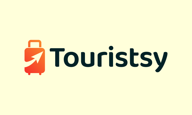 Touristsy - Travel domain name for sale