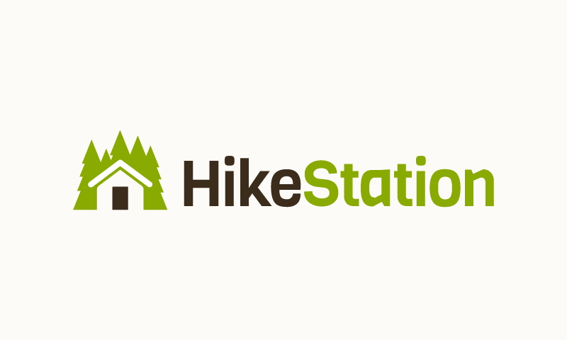 HikeStation logo