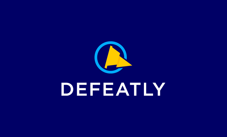 Defeatly logo