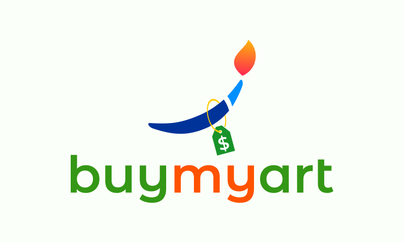 Buymyart - Art brand name for sale