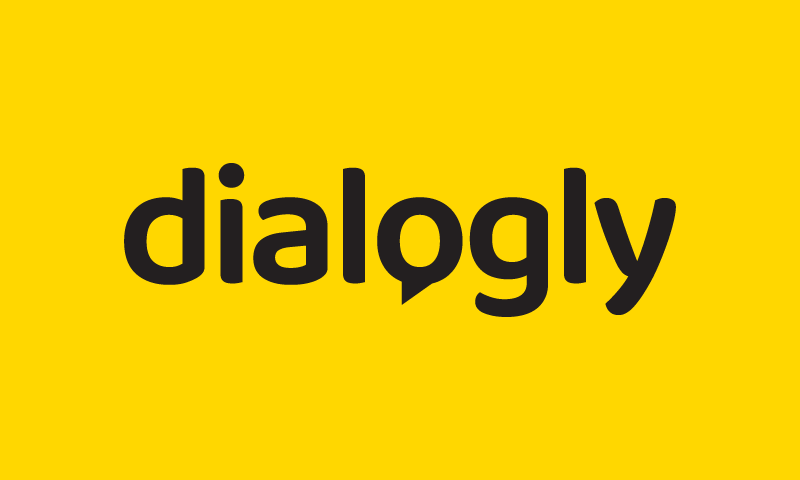 Dialogly - Chat brand name for sale