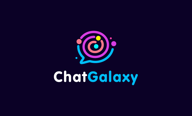 Chatgalaxy - Chat business name for sale