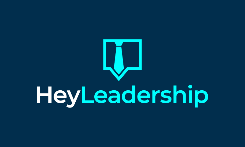 Heyleadership - Business startup name for sale