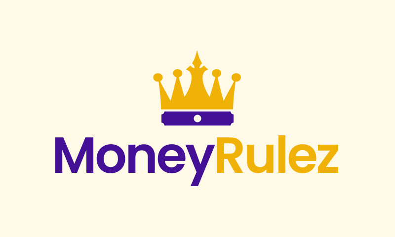 Moneyrulez - Finance company name for sale
