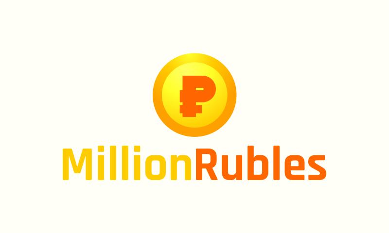 Millionrubles - Venture Capital brand name for sale