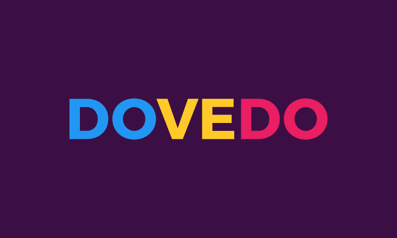 Dovedo - Retail company name for sale