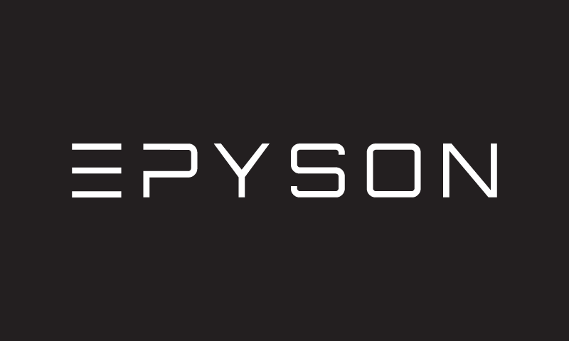 Epyson - Modern company name for sale