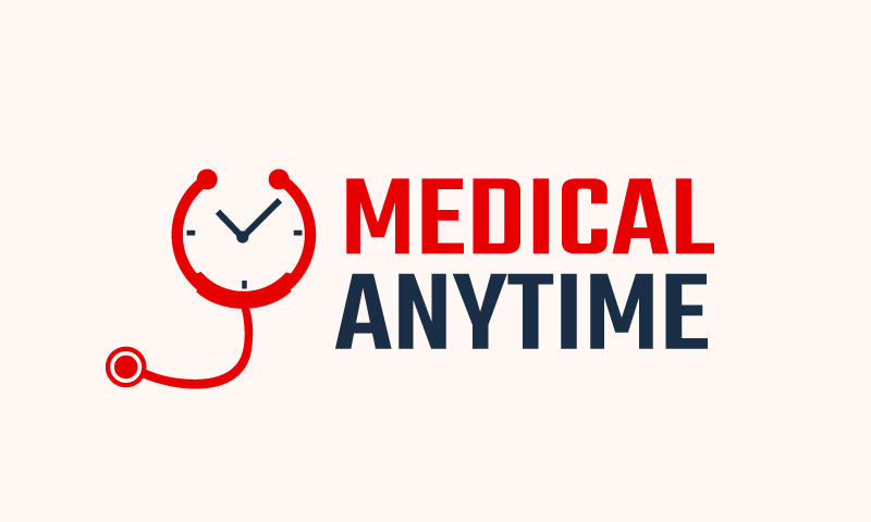Medicalanytime - Healthcare startup name for sale